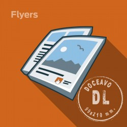 Flyers DL (99x210) 90 Grs./Offset