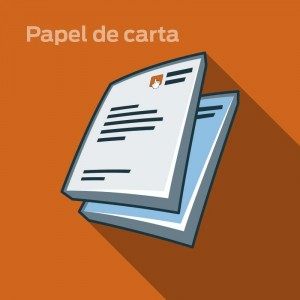 Papel de carta 24 horas