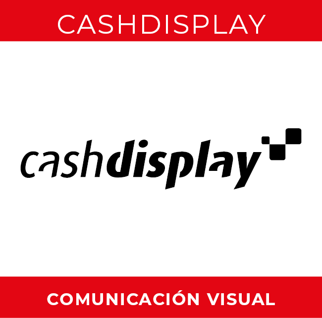 CASHDISPLAY COMUNICACION VISUAL